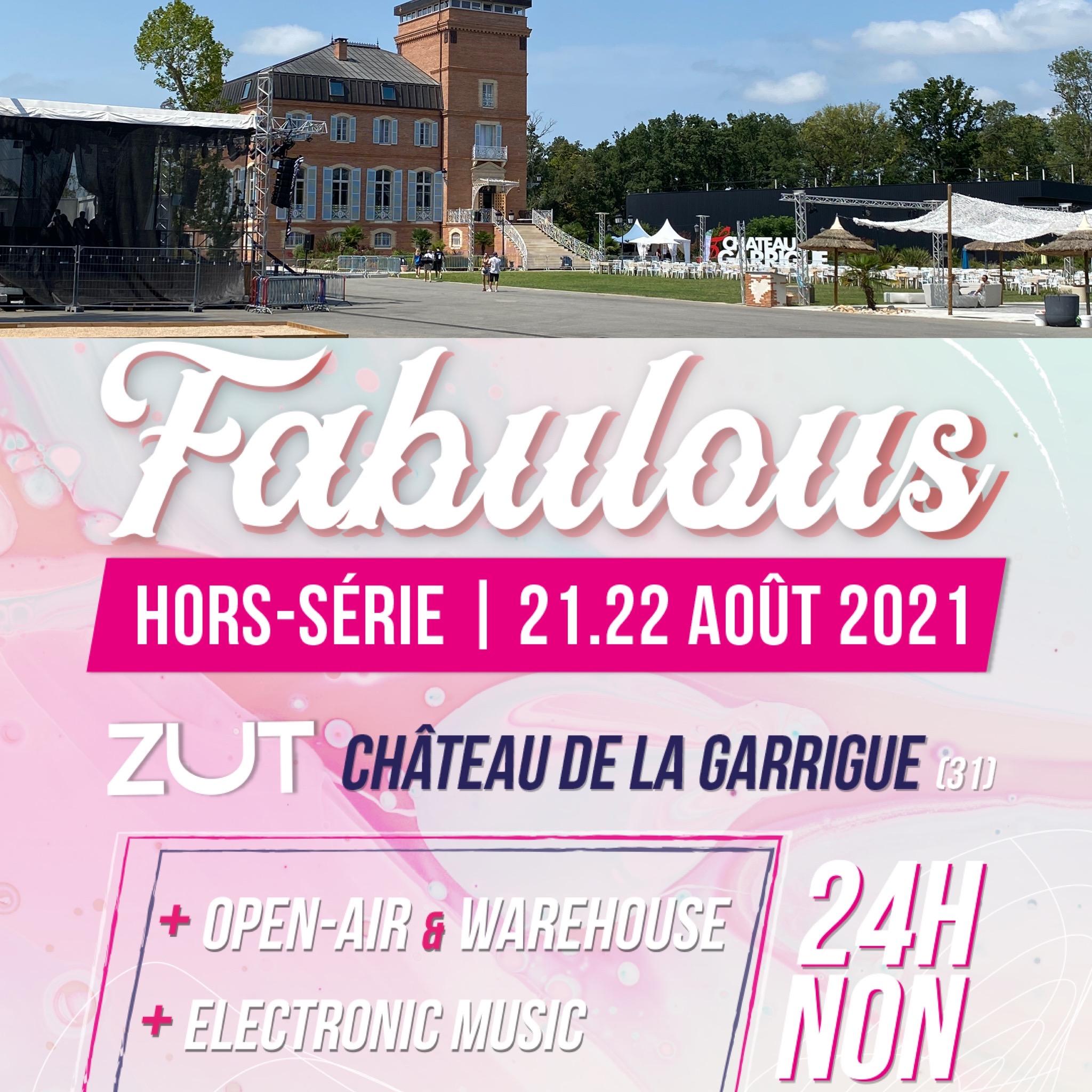 Plus de 10 DJ a conduire au Fabulous Festival près de Toulouse